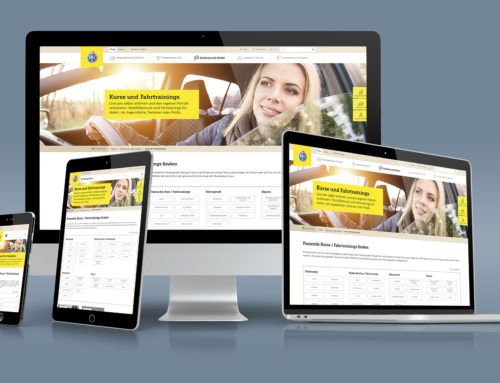 Webdesign TCS